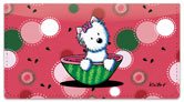 Food Series Checkbook Cover