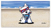 Beach Series Checkbook Cover