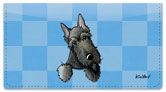 Scottie Series Checkbook Cover
