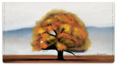 Beekman Trees Checkbook Cover