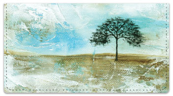 Remembering Trees Checkbook Cover