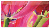 Kay Smith Tulip Checkbook Cover