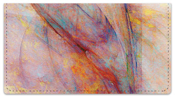 Energy Art Checkbook Cover