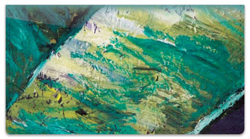 Vacation Abstract Checkbook Cover
