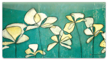 Simple Beauty Checkbook Cover