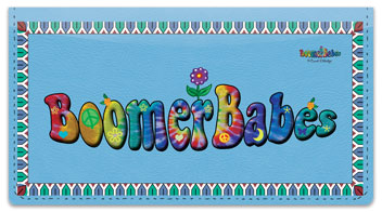 Boomer Babes 2 Checkbook Cover