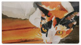 Calico Cat Checkbook Cover