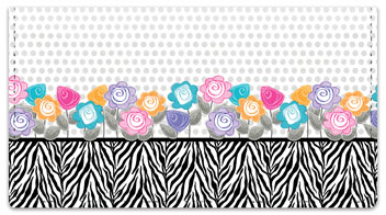 Inspiration Garden Checkbook Cover