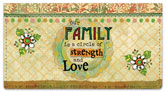 Friends and Family Checkbook Cover