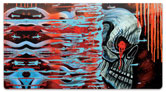 Cool Skull Checkbook Cover