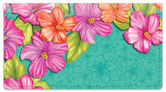 Surfer Girl Checkbook Cover