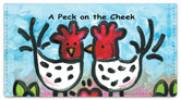 Womack Chicken Checkbook Cover