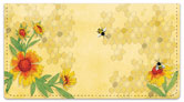 Nature Inspired Checkbook Cover