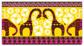 Safari Sunrise Checkbook Cover
