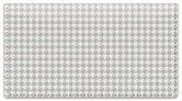 Reed Houndstooth Checkbook Cover