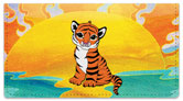 Cuddly Creatures Checkbook Cover