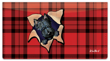 Scotties Series 2 Checkbook Cover