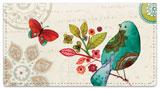 Bohemian Chic Checkbook Cover