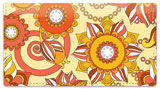 Debra Valencia Sunflower Checkbook Cover