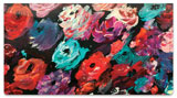 Colorful Expressions Checkbook Cover