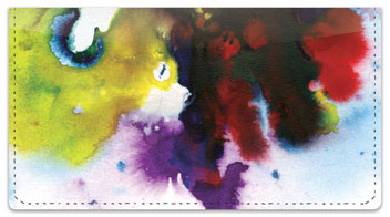 Abstract 1 Checkbook Cover