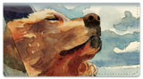 Car Canines Checkbook Cover