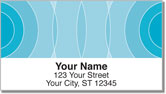 Blue Networker Address Labels