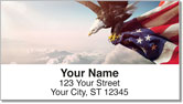 American Eagle Address Labels