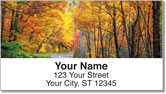 Fall Drive Address Labels