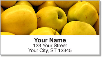 Not-So Forbidden Fruit Address Labels