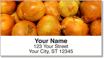 Fresh Produce Address Labels