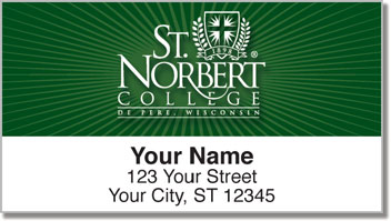 St. Norbert Academic Address Labels