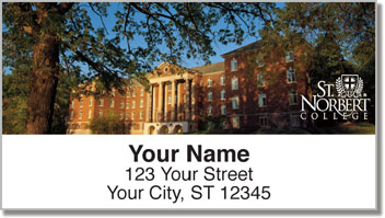 St. Norbert Campus Address Labels