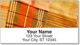 Cozy Quilt Address Labels