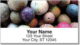 Marble Collection Address Labels
