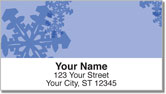 Snowflake Address Labels
