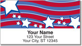American Pride Address Labels