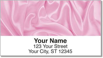 Silk Address Labels