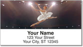 Ballet Address Labels