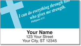 Words of Faith Address Labels