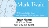 Mark Twain Address Labels