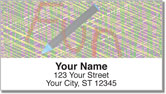 Scribble Address Labels