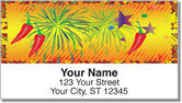 Southwestern Celebration Address Labels