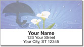 Umbrella Address Labels