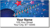 Cosmic Star Address Labels