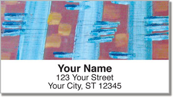 Shades of Summer Address Labels