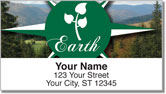 Essentials of Earth Address Labels