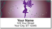 Fantasy Fairy Address Labels
