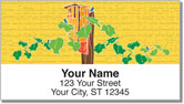 Bluebird House Address Labels