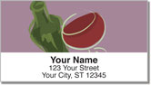 Wine Tasting Address Labels